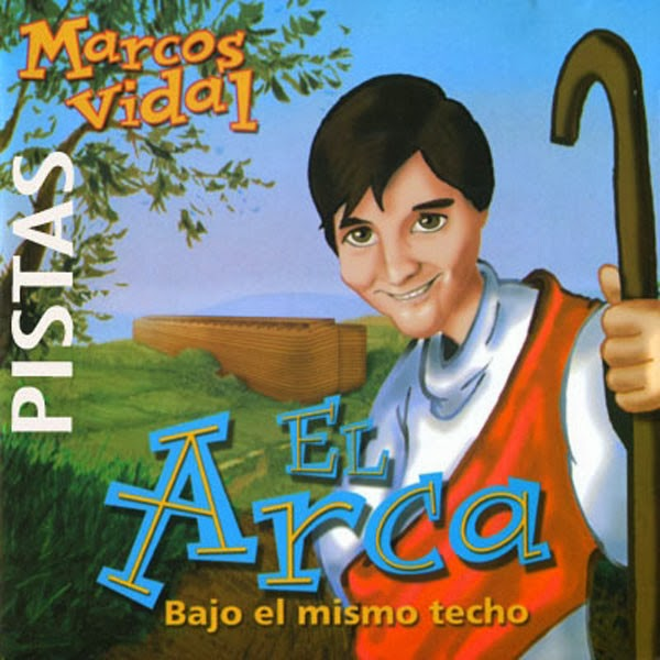 Marcos Vidal-El Arca-Pistas-