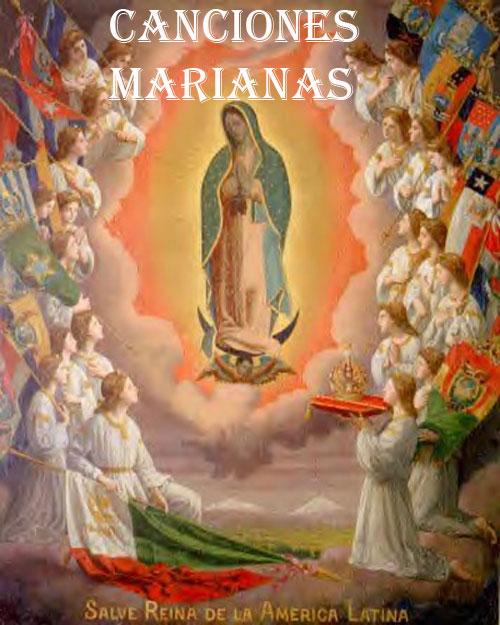 Canciones Marianas