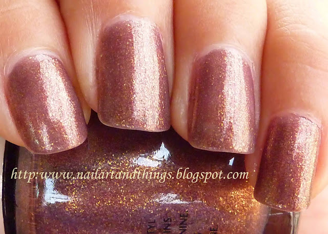 OPI Warm and Fuzzy