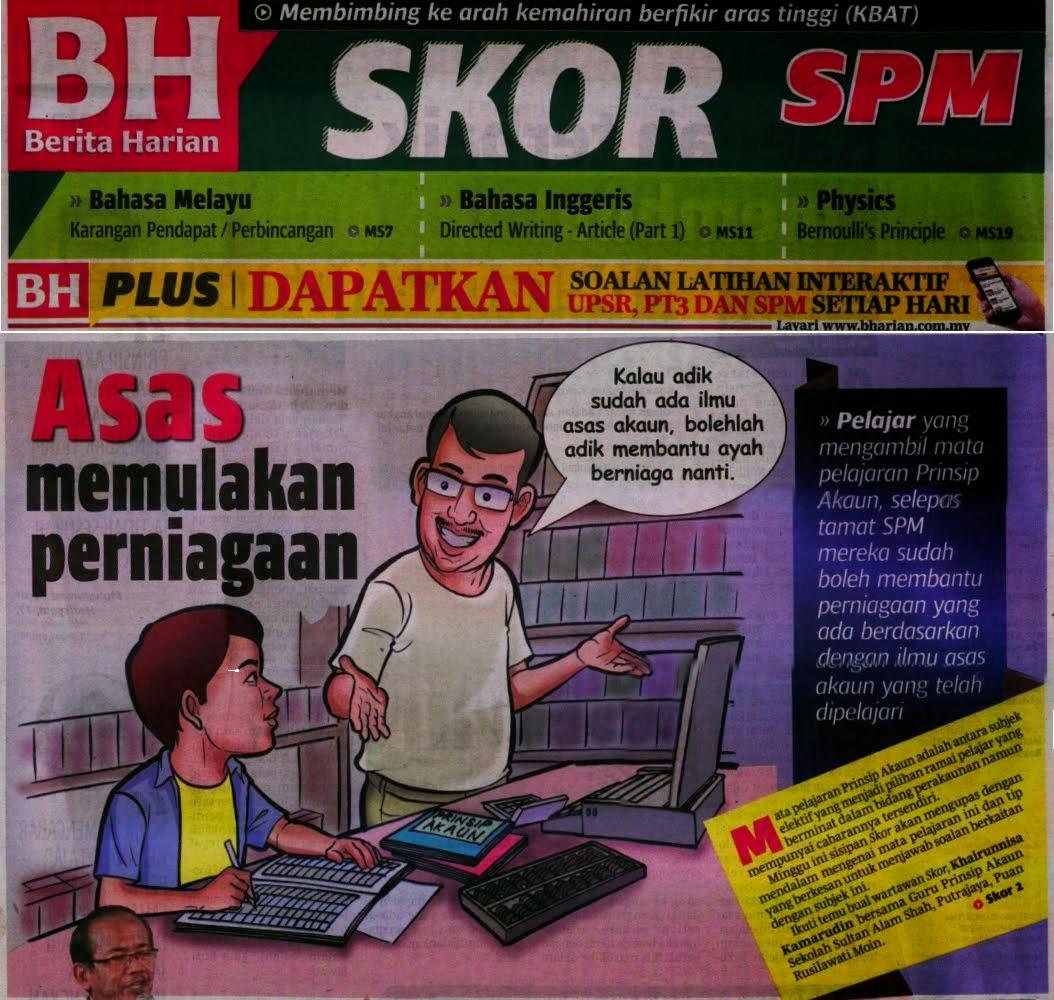 Keratan BH Skor bertarikh 15 April 2015 m/s 1