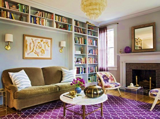 Eclectic style in interior design designer angie hranowsky interiors and design less ordinary - Eclectic interior design ...