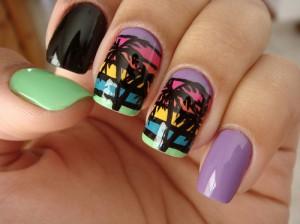 nails Ideias de Unhas para a Primavera