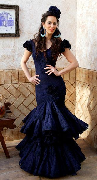 vestidos flamenca 2012