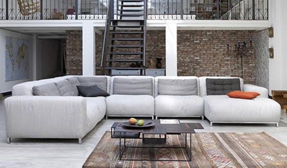desain interior dekorasi rumah minimalis tipe 45 desain