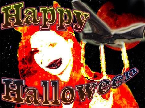 halloween e card