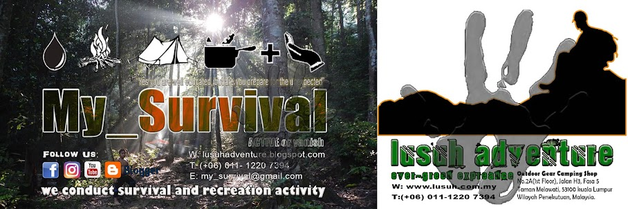 lusuh adventure@My_Survival