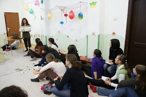 2012. január - Caritas Korai nevelő és fejlesztő központ