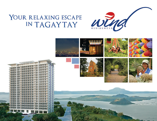 Wind Residences - Tagaytay City