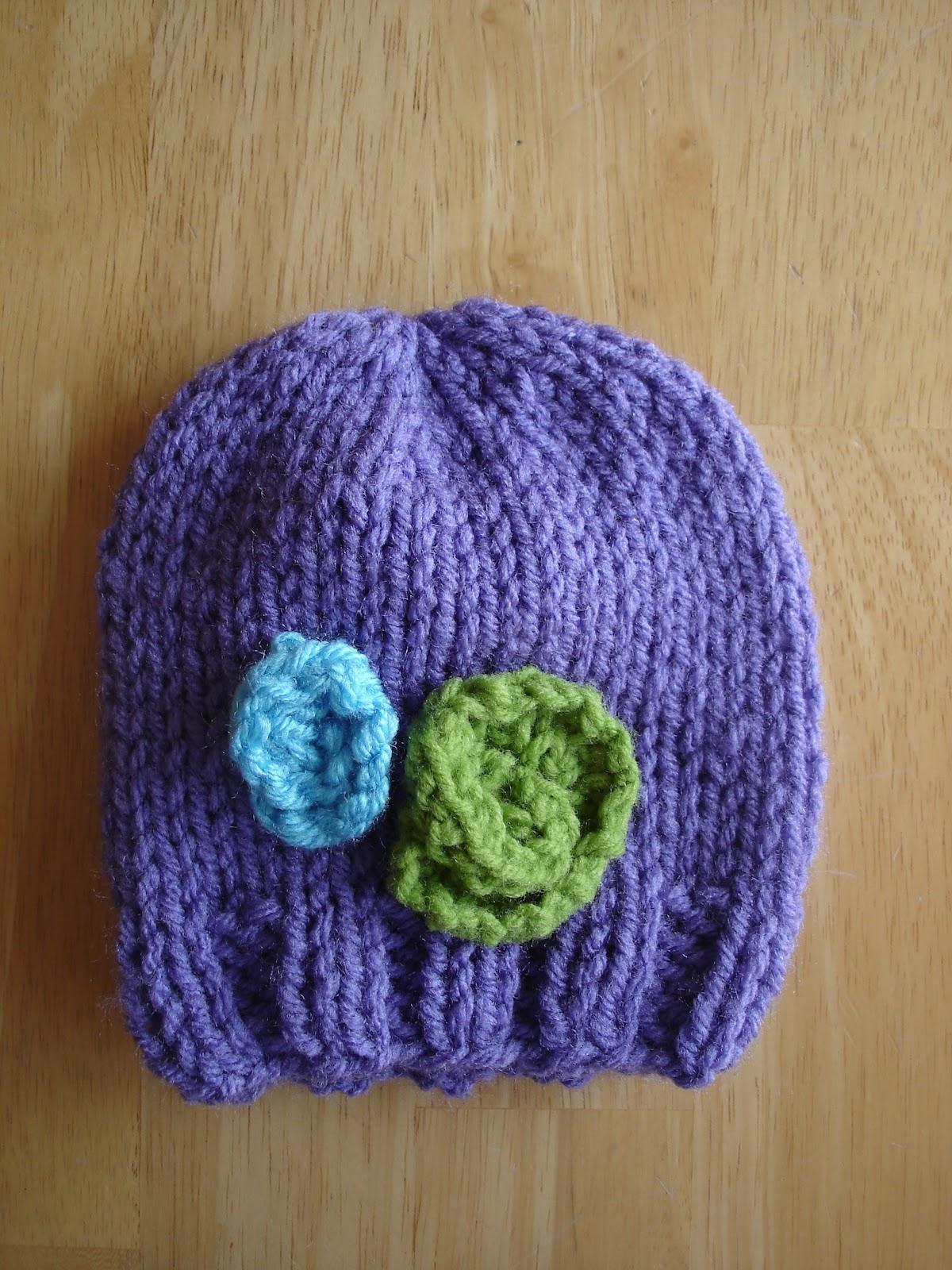 Fiber flux free knitting pattern baby in bloom hats free knitting pattern baby in bloom hats bankloansurffo Gallery