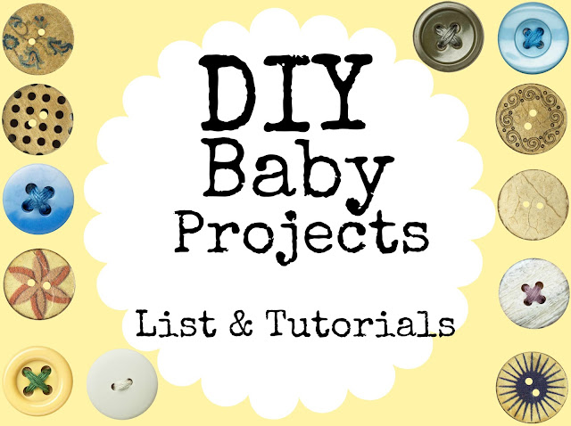 Beautiful Somehow Diy Baby Project List