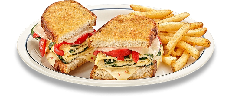 News: IHOP Adds New Griddle Melts | Brand Eating