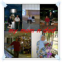my beLoveD mOm aNd Dad muahhh~~