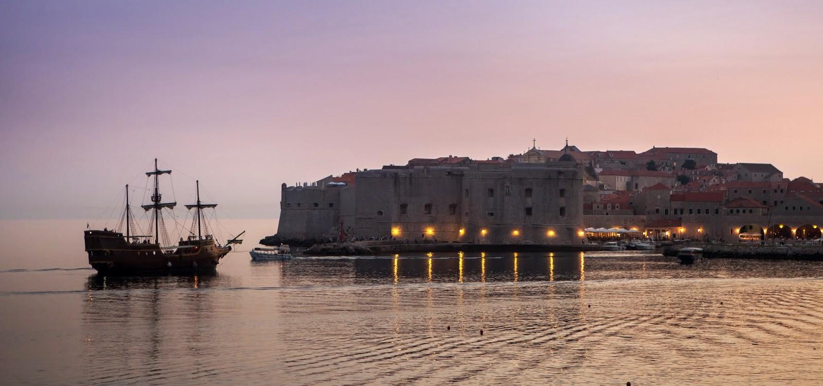 Terrace view, Hotel Excelsior Dubrovnik