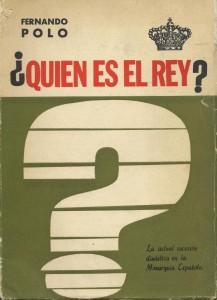 """Il libro consigliato dall'A.L.T.A. : """"¿Quién es el Rey?"""""""