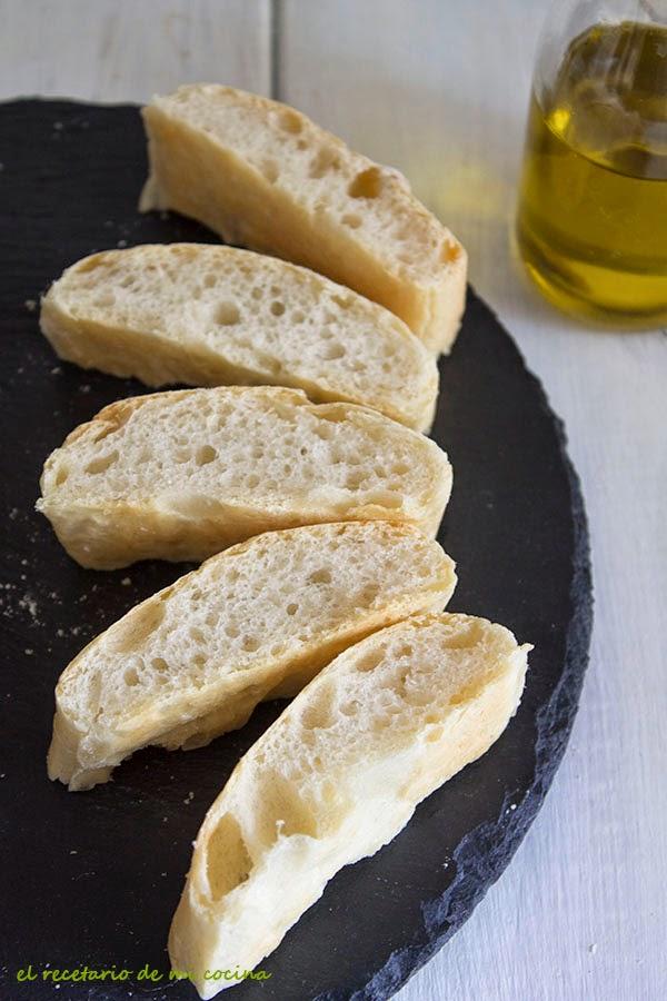 pan de aceite o chapata