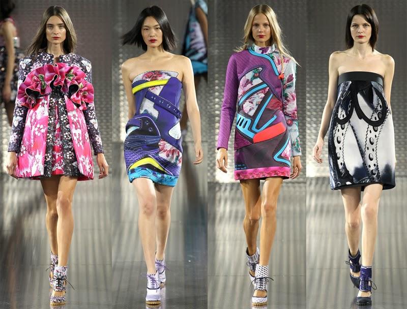 (ph/Style.com) Mary Katrantzou