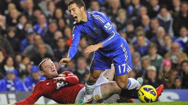 Chelsea vs Manchester United Premier League 18-04-2015