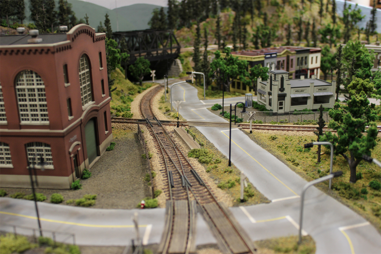 Ty S Model Railroad Layout Scenery Part Iv Bringing It