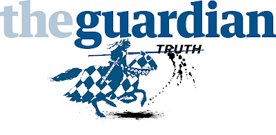 Guardians Houla Massacre Propaganda Stunt Uses Little Kid  guardianKillingTruthLogo