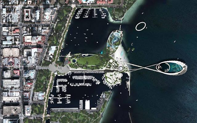02-St-Petersburg-Pier por Michael-Maltzan-Architecture