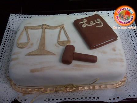 Torta Abogado