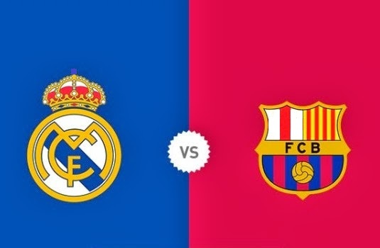 El Clasico: FC Barcelona contra Real Madrid, 3 de diciembre, 2016