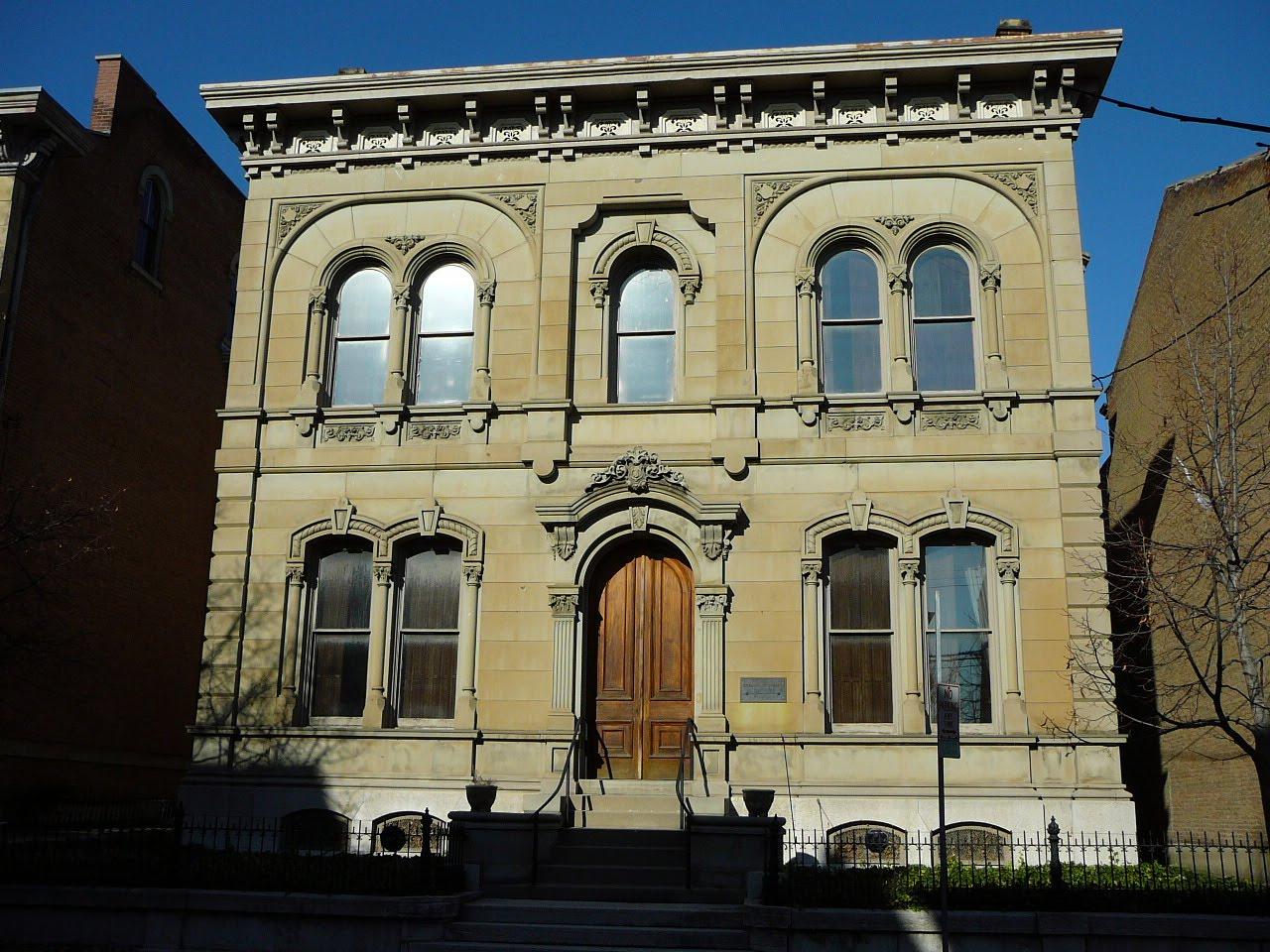 queen city tour  hauck house museum