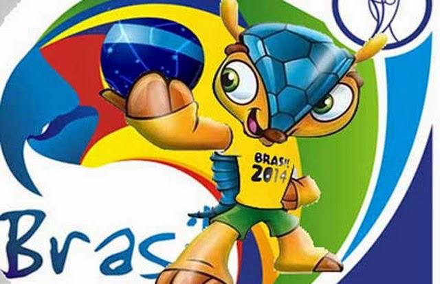 Jadwal Piala Dunia 2014 Brazil Lengkap Dengan Jam Tayang