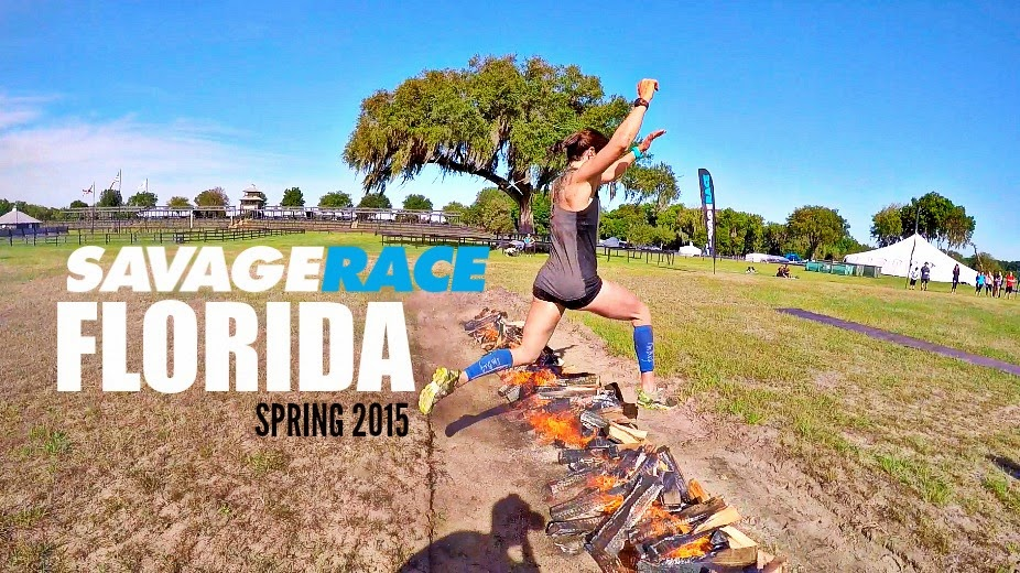 Savage Race Florida 2015 - Little Everglades Ranch, Dade City Fl - Savage Race Pro Team