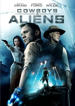 Filme Poster Cowboys & Aliens DVDRip XviD & RMVB Legendado