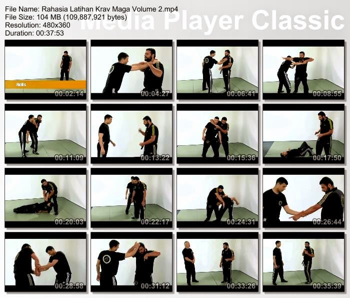 krav maga video tutorial