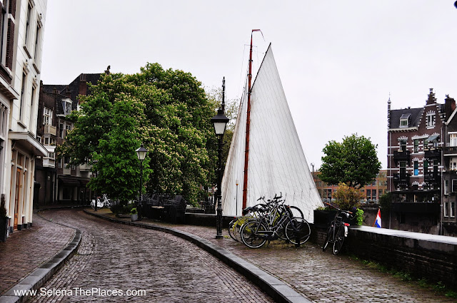 White Sail Bicycles Delfshaven Rotterdam