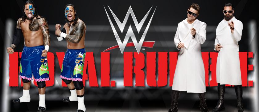 Los campeonatos en parejas de la WWE se han puesto en fuego cuando The Usos enfrenten a The Miz con Damien Sandow