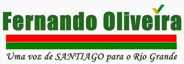 Uma voz de Santiago para o Rio Grande!