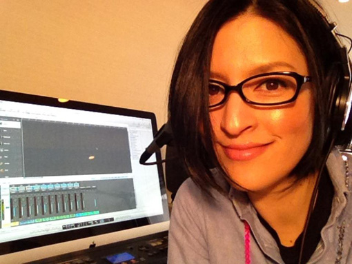 Angela Aki is back in the studio for the first time since giving birth | News