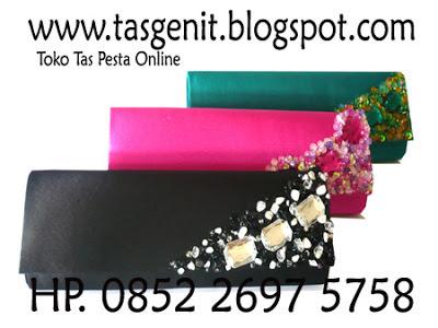 toko tas pesta online, clutch bag