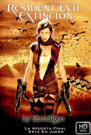 Resident Evil 3: Extincion [1080p] [Latino-Ingles] [MEGA]
