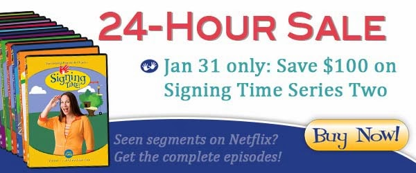 Awesome SIGNING TIME Sale! (24 hours only!) | Lone Star Signers, San Antonio, Texas