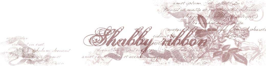 shabbyribbon
