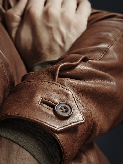 the bespoke leather jacket part 6 permanent style