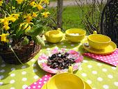 Spring Tea!