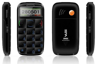 Intex Vision Visually Impaired Mobile