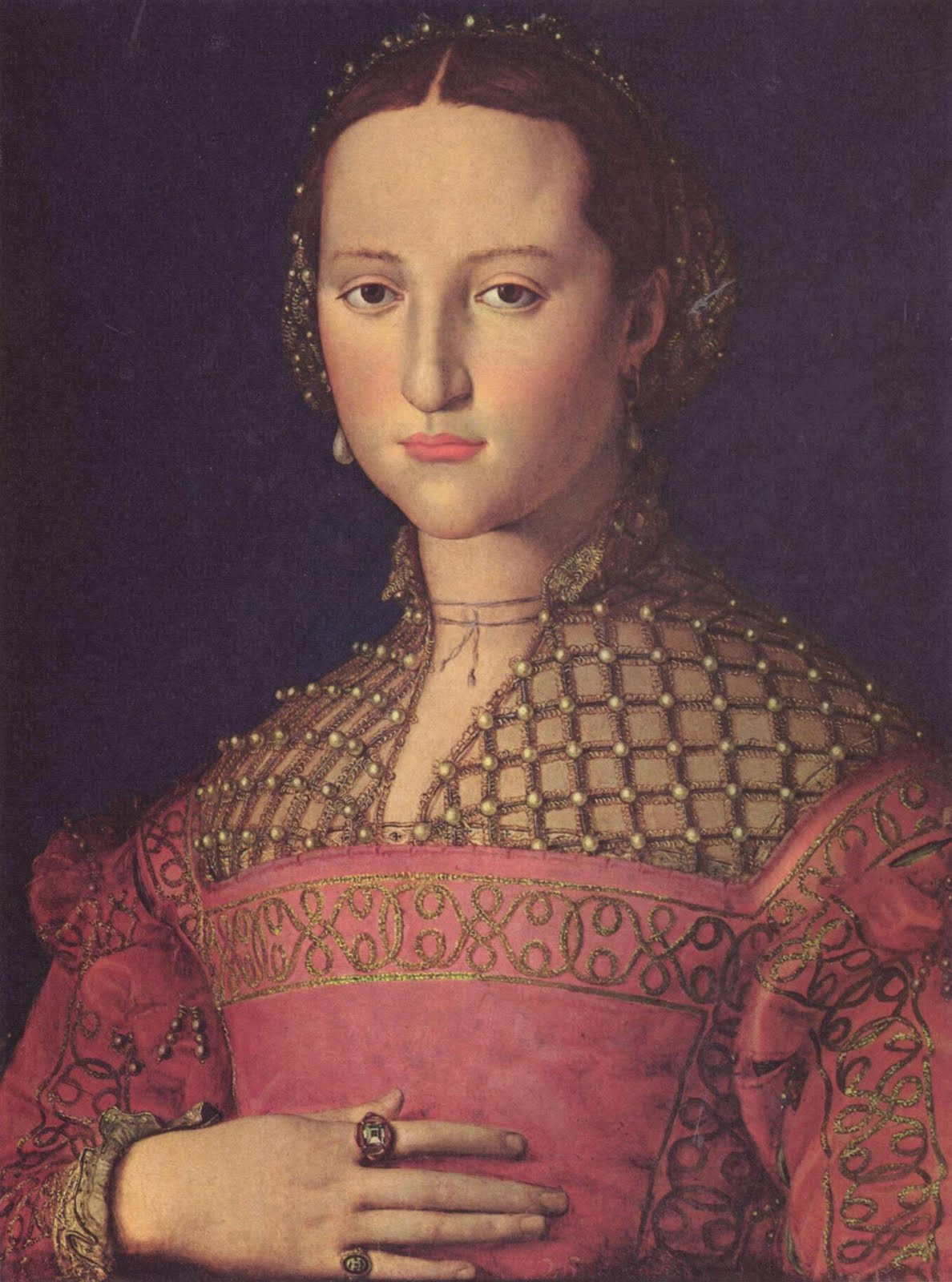 Agnolo Bronzino ~ Mannerist painter | Tutt'Art@ | Pittura ... | 1188 x 1600 jpeg 197kB