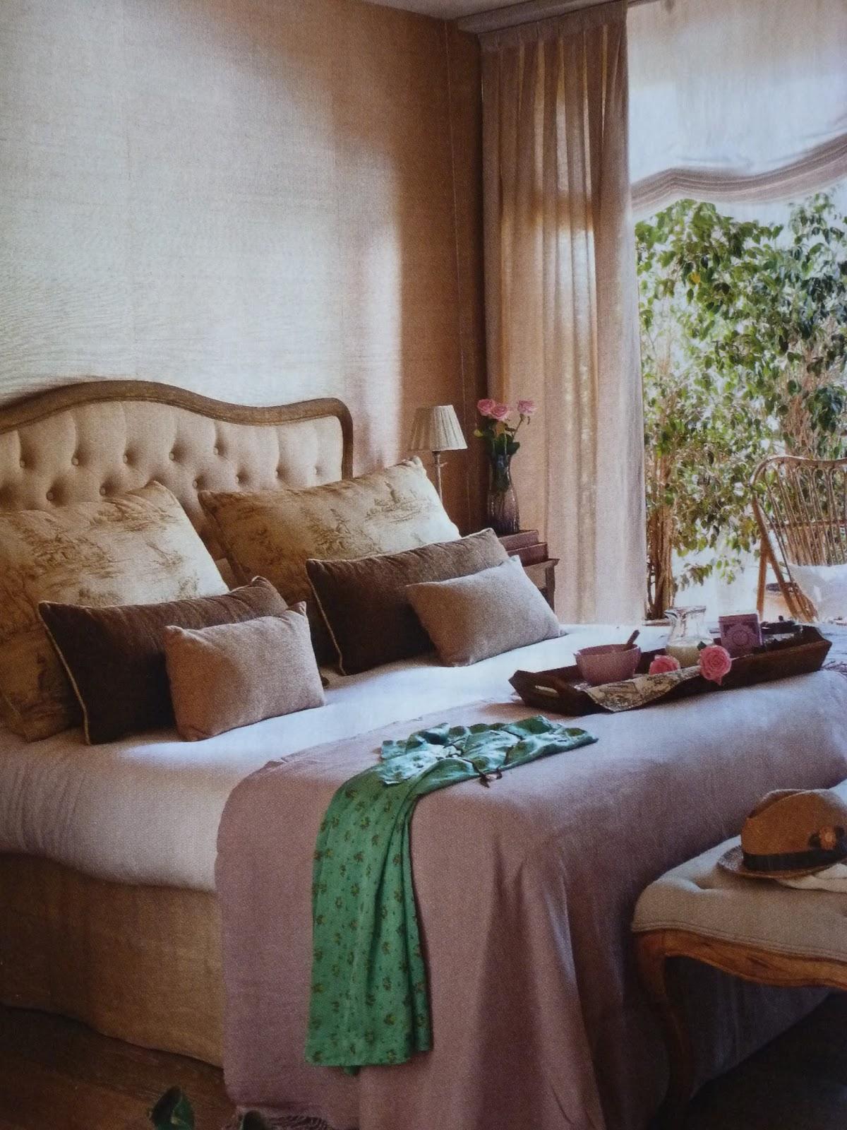 Tela papel y pintura dormitorios de verdad - El mueble dormitorios ...