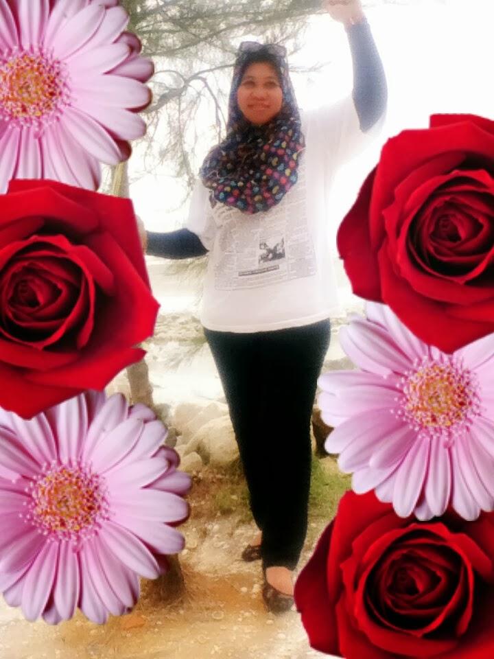 suriani dan bunga..