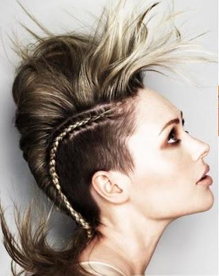Unique Hair Styles - Unique Pictures