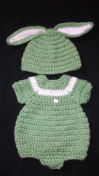 Newborn Bunny Set