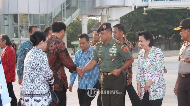 Panglima TNI hadiri Sail Tomini 2015