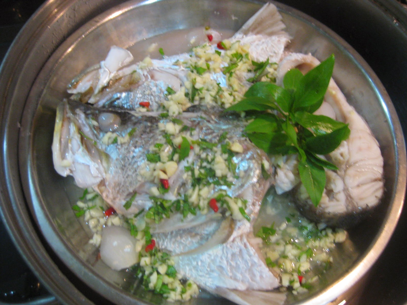 Thai-Style Sweet And Sour Steamed Fish Recipes — Dishmaps