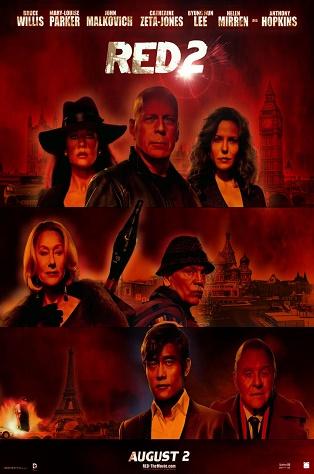 Cia Tái Xuất 2 - Red 2 (2013)